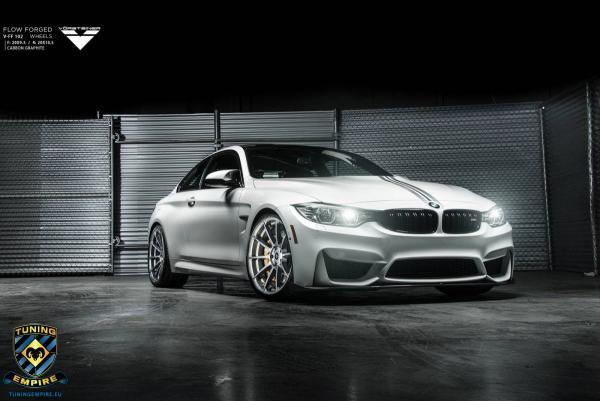 Vorsteiner reveals its new body kit for BMW M4 F82