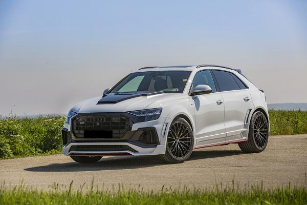 Audi Q8 Gets Radical New Look by Lumma Design