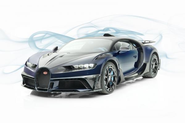 Mansory Centuria: First Tuned Bugatti Chiron