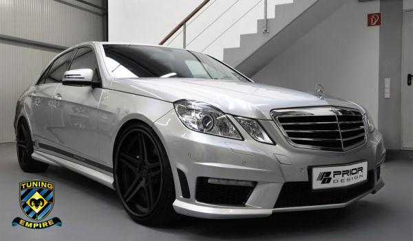 Prior Design Body kit for Mercedes-Benz E-Class