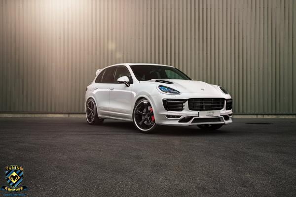TechArt introduces latest Porsche Cayenne Body kit