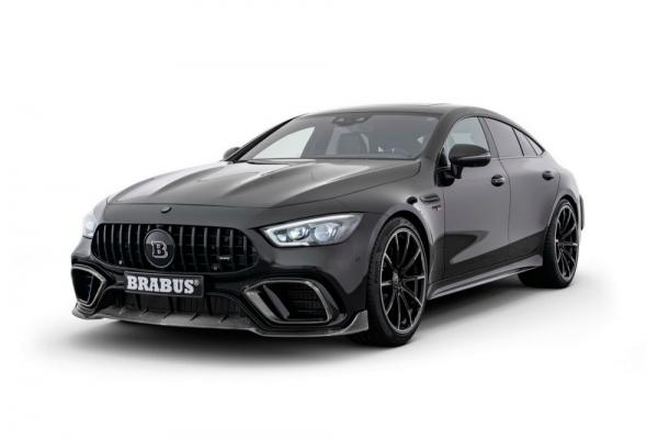 The Brabus 800 Mercedes-AMG GT 63 S 4MATIC+ Has It All