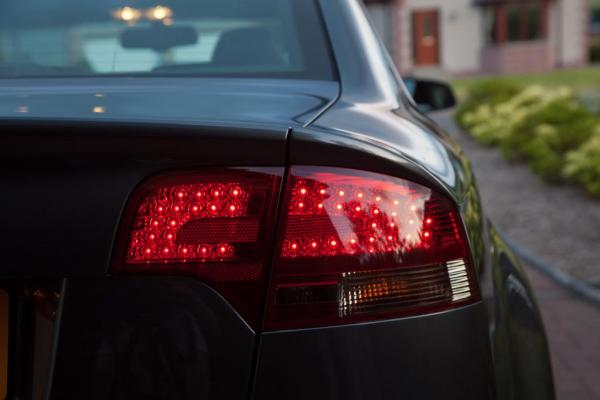 AUDI RS4 B7 Sedan – REAR LED Lights upgrade – Happy Customer