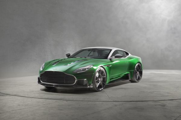 Mansory Aston Martin DB11