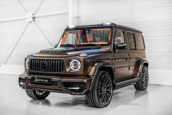 This Mercedes-AMG G63 Wagon Has Overdosed On Luxury