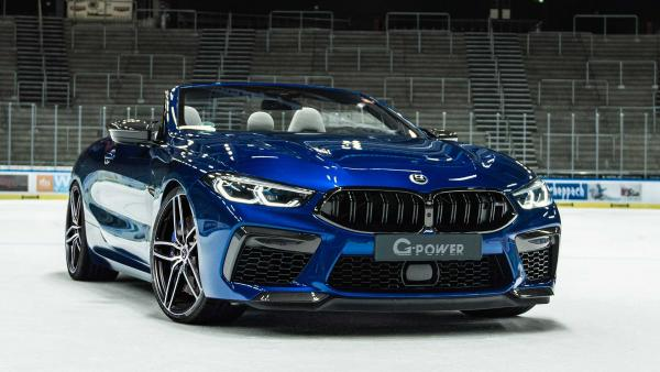 BMW M8 By G-Power Lives Up To Its Name And Packs 820 Horsepower