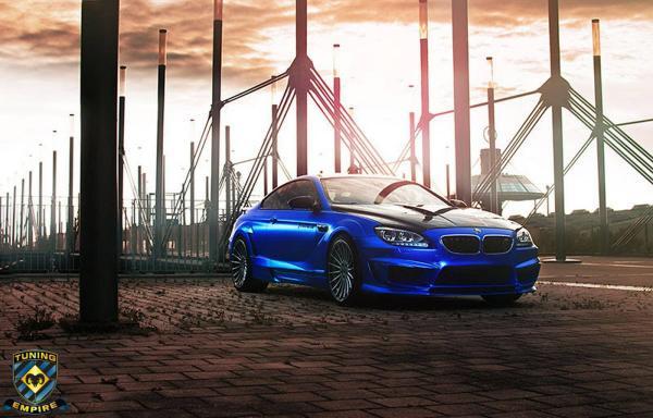 HAMANN Motorsport BMW M6 'Mirr6r