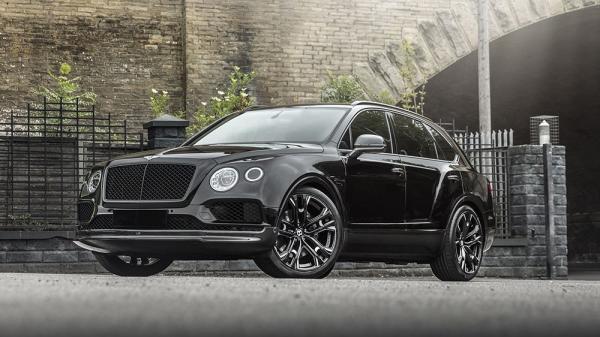 Unleash Style with the Kahn Bentley Bentayga Diablo Edition