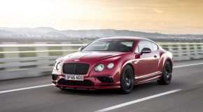 Bentley GT Supersports - OEM parts upgrade body kit