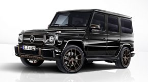 Mercedes-Benz AMG G65 Final Edition 2018 W463 upgrade