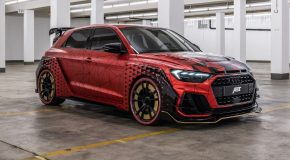 Abt Creates One-Off 400hp Audi A1 as Ultimate Pocket Rocket