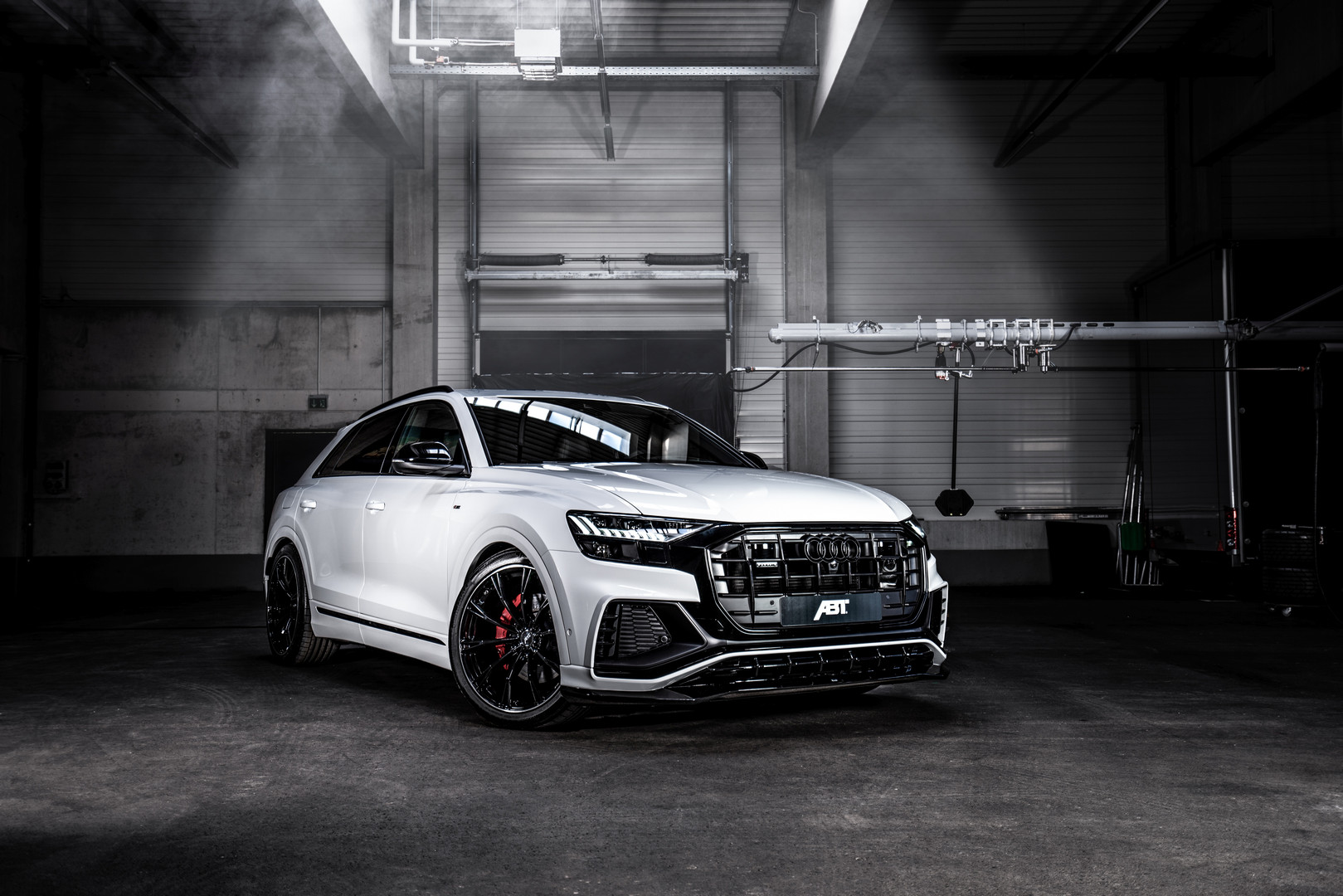 Abt Audi Q8 Adds Power And Aero Package