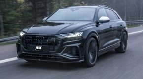 ABT Reveals Audi SQ8 TDI With 510hp