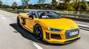 ABT Audi R8 Spyder Street and Race Body Kits