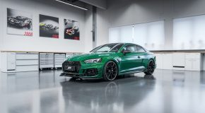 Get ready for the 530-HP ABT Sportsline RS5-R!