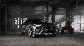 710hp for the Lamborghini Urus by ABT