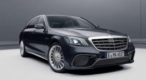 Mercedes-Benz AMG S63/65 upgrade Body Kit for S-Class 222