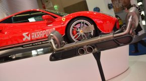 Akrapovic at IAA Frankfurt Motor Show
