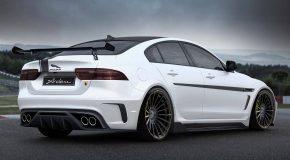 Arden Creates Menacing AJ 24 RS based on Jaguar XE