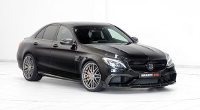 BRABUS Mercedes C63 AMG W205 - SPECIAL PACKAGE OFFERS