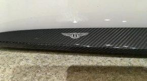 BENTLEY CONTINENTAL GTGTC GT3 Right side Sideskirt 3W8853852