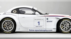 BMW Z4 E89 Full carbon fiber GT3 Racing series body kit