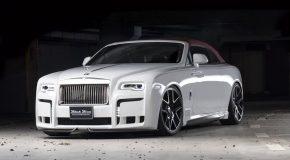 Black Bison Rolls-Royce Dawn by Wald International