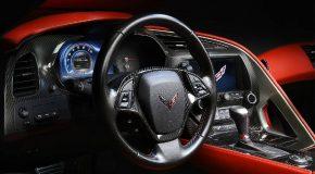 Corvette C7 Carbon Interiors