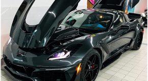 Corvette C7 Z06 ZR1 body kit