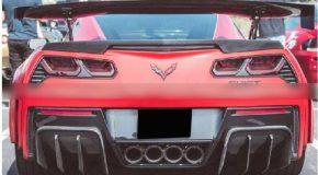 Corvette C7 Z06 carbon body kit