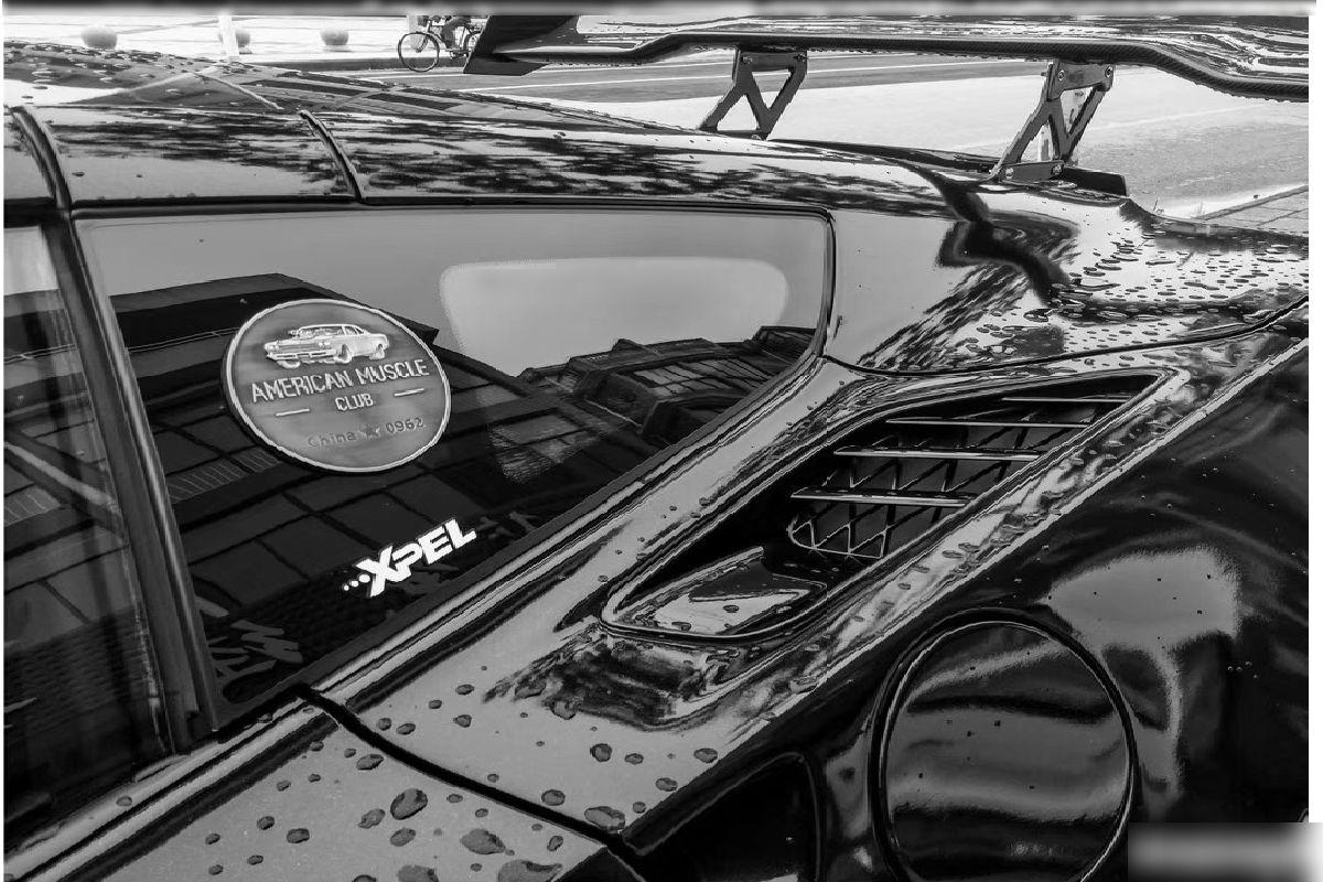 Corvette C7 Z06 carbon front lip air vents rear diffuser
