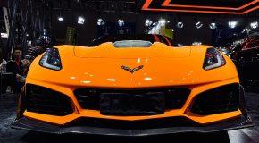 Corvette C7 ZR1 body kit