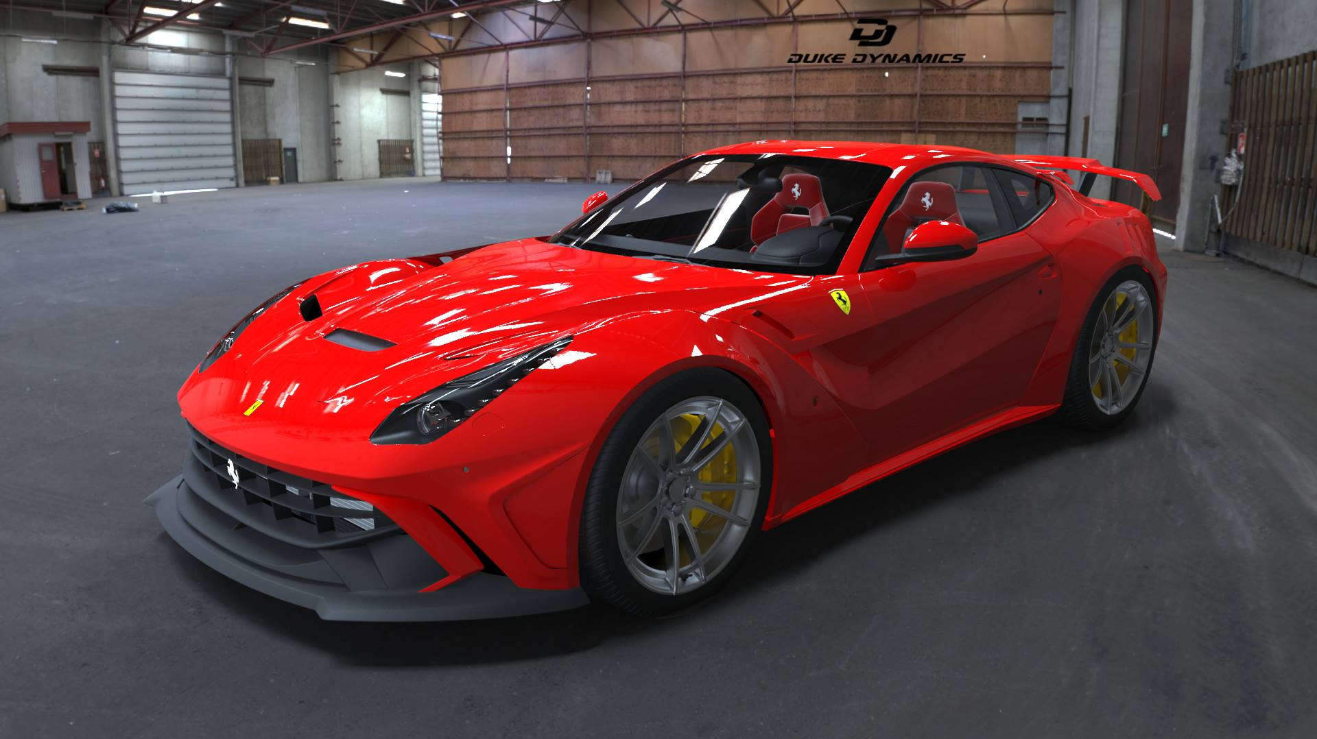 Ferrari F12 Widebody by Duke Dynamics