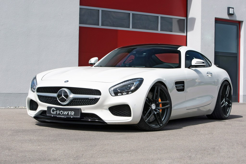 G-Power Works its Magic on the Mercedes-AMG GT S