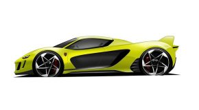 More Details on Upcoming Gemballa Hypercar Revealed