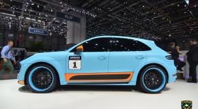 Hamann Porsche Macan Widebody