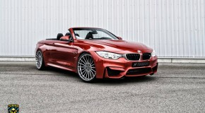 Hamann BMW M4 Convertible