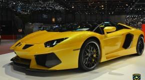 Hamann Lamborghini Aventador Roadster