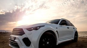 RNG Infinity QX70 (FX S51) Body Kit