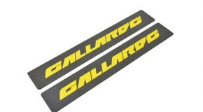Lamborghini Gallardo LP500 LP560 Carbon rocker side sill member with yellow tag
