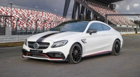 Mansory Upgrades 2019 Mercedes-AMG C63 with 650hp and New Parts