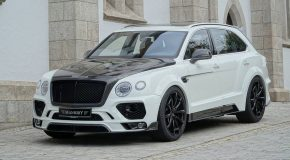 Bentley Bentayga by Mansory