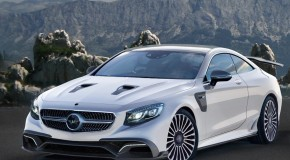 Mercedes-Benz S63 AMG Coupe Bodykit by Mansory