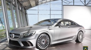 Mansory Mercedes-Benz S63 AMG Coupe upgraded to 900hp