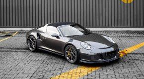 McChip-DKR Transforms the Porsche 911 Targa 4 GTS into a Racer