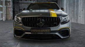 Manhart Reveals 700hp Mercedes-AMG GLC 63 S Coupe