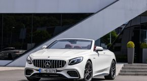 Mercedes-Benz S-Class Coupe upgrade to 2018 Mercedes S63 Coupe or S65 Coupe AMG