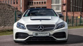 Prior Design Mercedes-Benz C-Class Coupe W205 Widebody