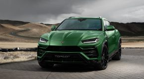 Topcar Lamborghini Urus Revealed With Military Green Paint And Camo Carbon!