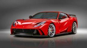 The Novitec N-Largo Ferrari 812 Superfast is an Absolute Monster!